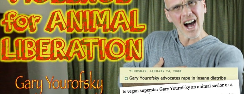 Does Violence Have a Place in Animal Liberation? | Gary Yourofsky