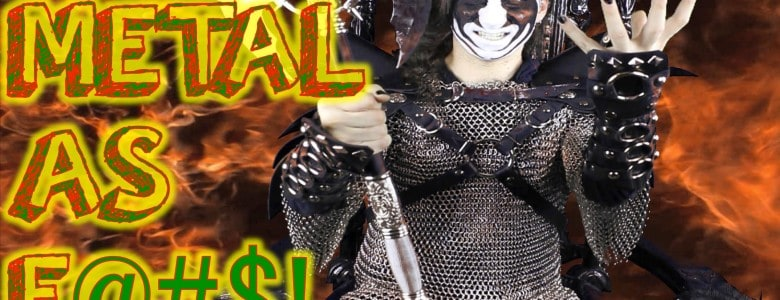 Veganism Is Metal As F@#$! | Interview With the Vegan Black Metal Chef
