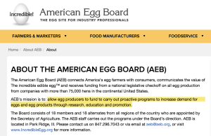 04 American Egg Board Mission Statement