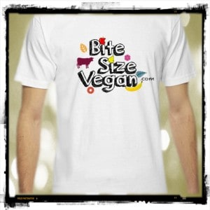 Bite Size Vegan T-Shirt