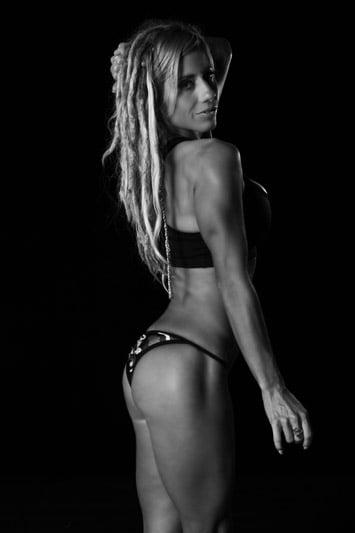 Crissi Carcalho Vegan Fitness Model